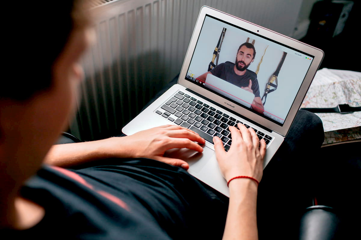 Entrenamiento personal online Coach Galo